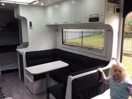 New Age Manta Ray Family Bunk Van - no brake controller required! - Image #2