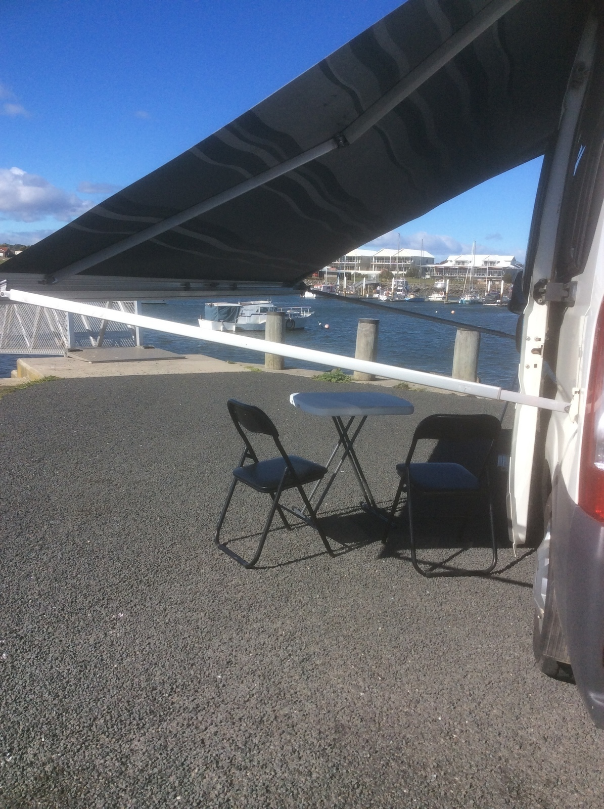 """Motorhome for Hire in George Town TAS from $120 0 """"Suza's Fiaart"""