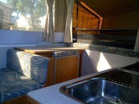 Jayco Finch, plenty of room and easy to tow - Image #2