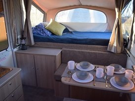 Jayco 'Taylor' Swift - Family sized & easy to tow! - Image #2