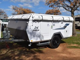 Jayco 'Taylor' Swift - Family sized & easy to tow! - Image #4