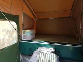 Soft Floor 4 x 4 Camper Trailer - Image #7