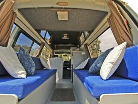 Budgie, the budget campervan.  - Image #2