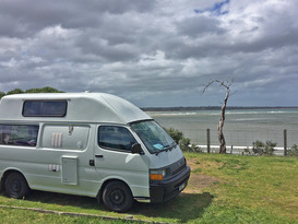 Budgie, the budget campervan.  - Image #5