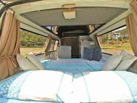Budgie, the budget campervan.  - Image #7