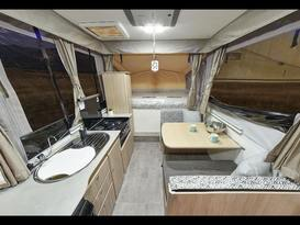 5 Star JAYCO EAGLE OUTBACK #2 for Hire BRISBANE QLD - Image #3