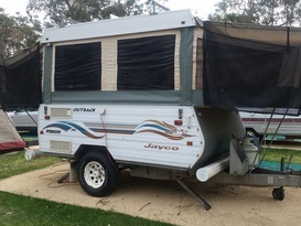 Jayco Finch Outback - Image #9