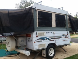 Jayco Finch Outback - Image #10
