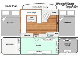 Woop Woop Camper Hire - Image #13