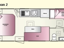 New 21ft spacious family van - Image #11