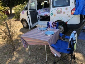Suzie the Camping Van - Image #1