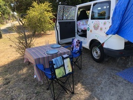Suzie the Camping Van - Image #2