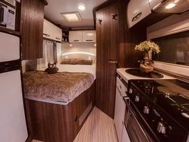 Ultimate VIP motohome  - Image #1