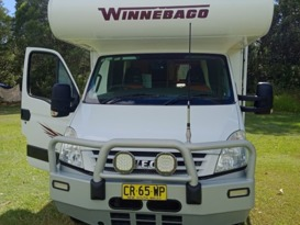 ByronCampers Luxury Winnebargo Motor Home - Image #1