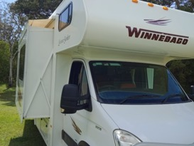 ByronCampers Luxury Winnebargo Motor Home - Image #2