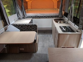 Jayco Swift -under 1200kg, easy to tow (annex available) - Image #2