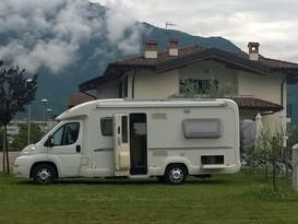 Julia - great tourer, fixed double bed, comfy layout, super drive. - Image #12