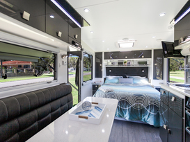 New 21ft spacious family van - Image #1