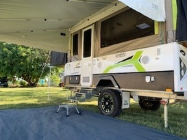 5 Star JAYCO SWAN #1 Outback Deluxe for Hire BRISBANE QLD - Image #6