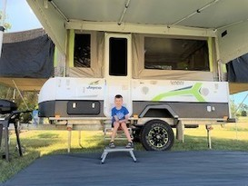 5 Star JAYCO SWAN #1 Outback Deluxe for Hire BRISBANE QLD - Image #7
