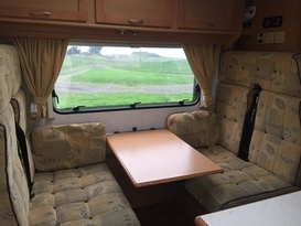 6 Berth Motorhome - Ideal For Families or Couples - Image #1
