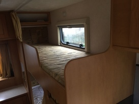 6 Berth Motorhome - Ideal For Families or Couples - Image #4