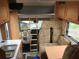 6 Berth Motorhome - Ideal For Families or Couples - Image #8