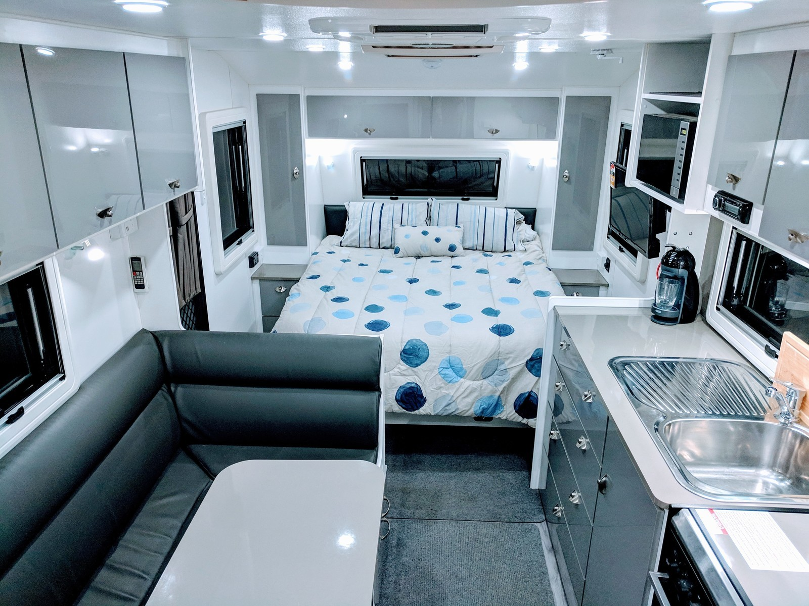 Caravan For Hire In Emerald Qld From 129 0 Newlands