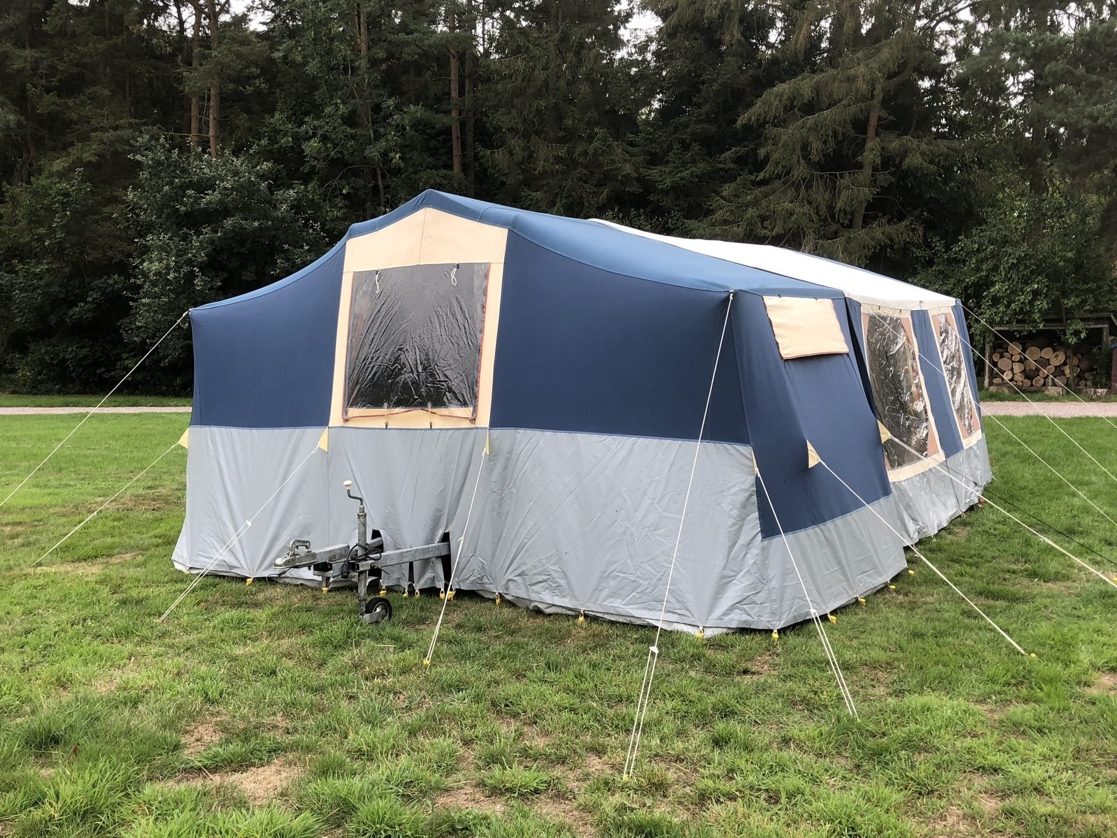 Trailer Tent For Hire In Hockley Heath From 163 45 0 Connie