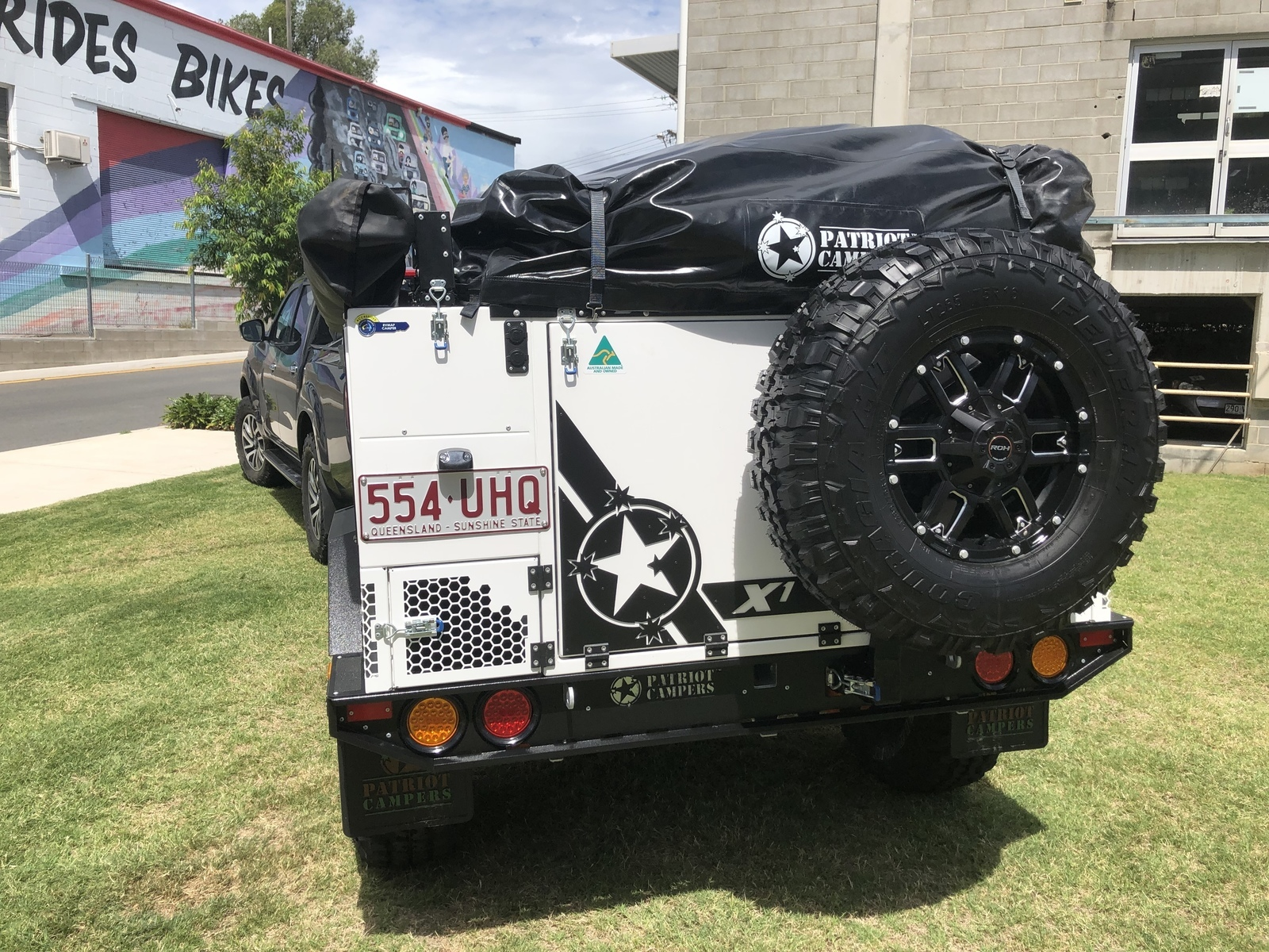 Soft-floor Camper Trailer for Hire in Brisbane QLD from $115 0
