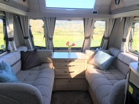 Luxury 'cottage on wheels' for up to 4 people, wherever you want it - Image #1