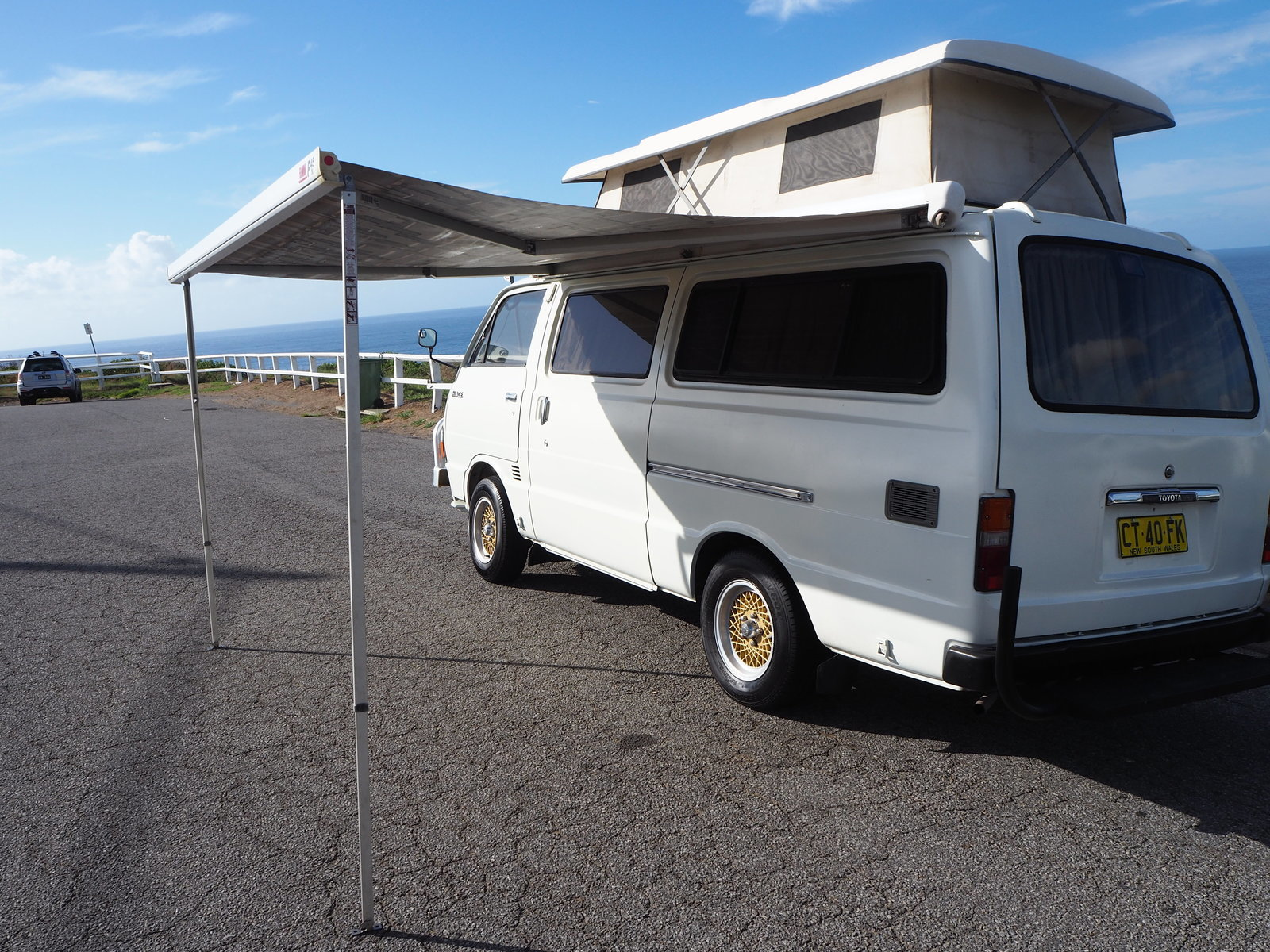 Campervan For Hire In Newcastle Nsw From 60 0 Harry