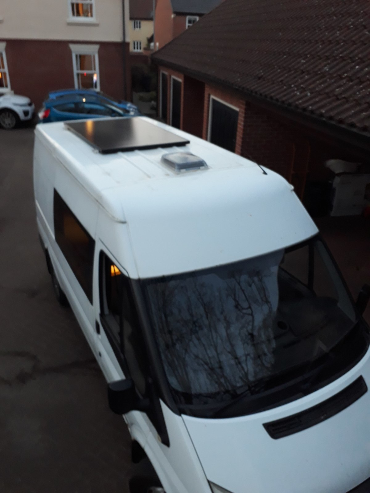 Campervan For Hire In Norwich From 163 50 0 The Super