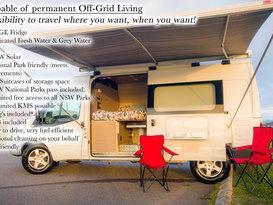 Off-Grid & Long Distance Camper - Image #2