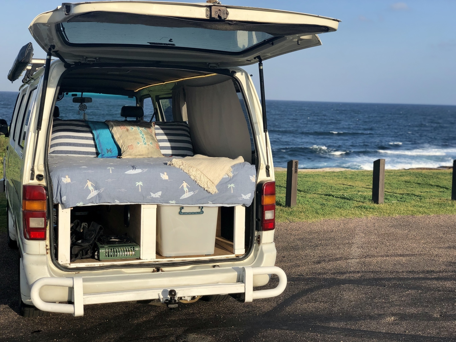 Campervan For Hire In Cronulla Nsw From 80 0 Shark Bait