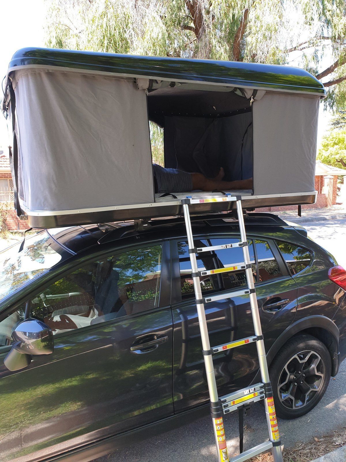 Campervan For Hire In Perth Wa From 80 0 Subaru Roof Top