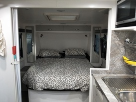 Elite Luxury Off Road Family Bunk Van - Image #6