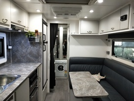 Elite Luxury Off Road Family Bunk Van - Image #9