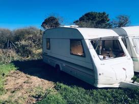 Create Memories in Cornwall camping in our 5 berth caravan. - Image #1