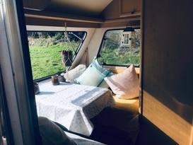 Create Memories in Cornwall camping in our 5 berth caravan. - Image #4