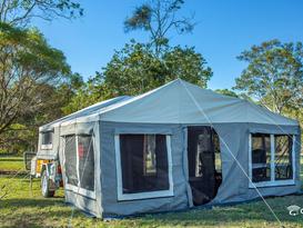 JAWA Camper Trailer - Image #3