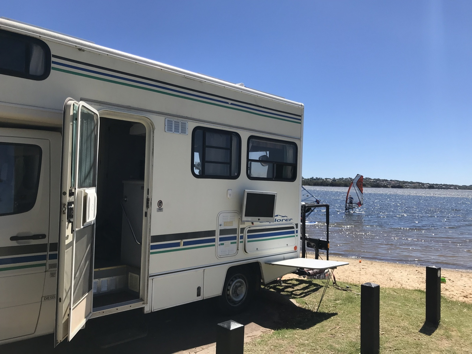 Motorhome For Hire In Cockburn Central Wa From 130 0