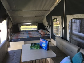 """2Ezy"" - EzyTrail Dual Fold Off-Road Camper Trailer - Image #7"
