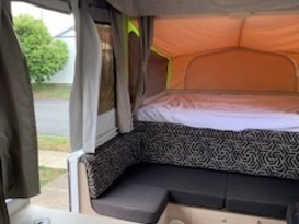 5 Star JAYCO SWAN #2 Outback Deluxe for Hire BRISBANE QLD - Image #4
