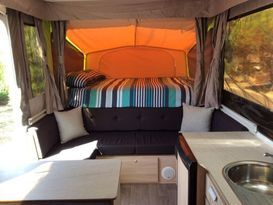 5 Star JAYCO SWAN #2 Outback Deluxe for Hire BRISBANE QLD - Image #5