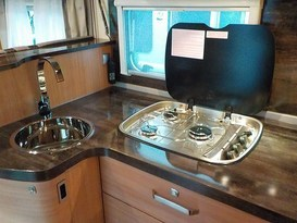 2019 Knaus 4-Person Motorhome - Image #3