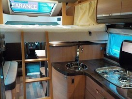 2019 Knaus 4-Person Motorhome - Image #8