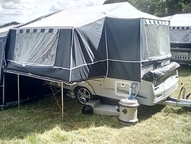 PENNINE COUNTRYMAN DELUXE FOLDING CAMPER - Image #8