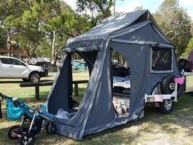 Easy Set up rear fold off road Camper - Image #2