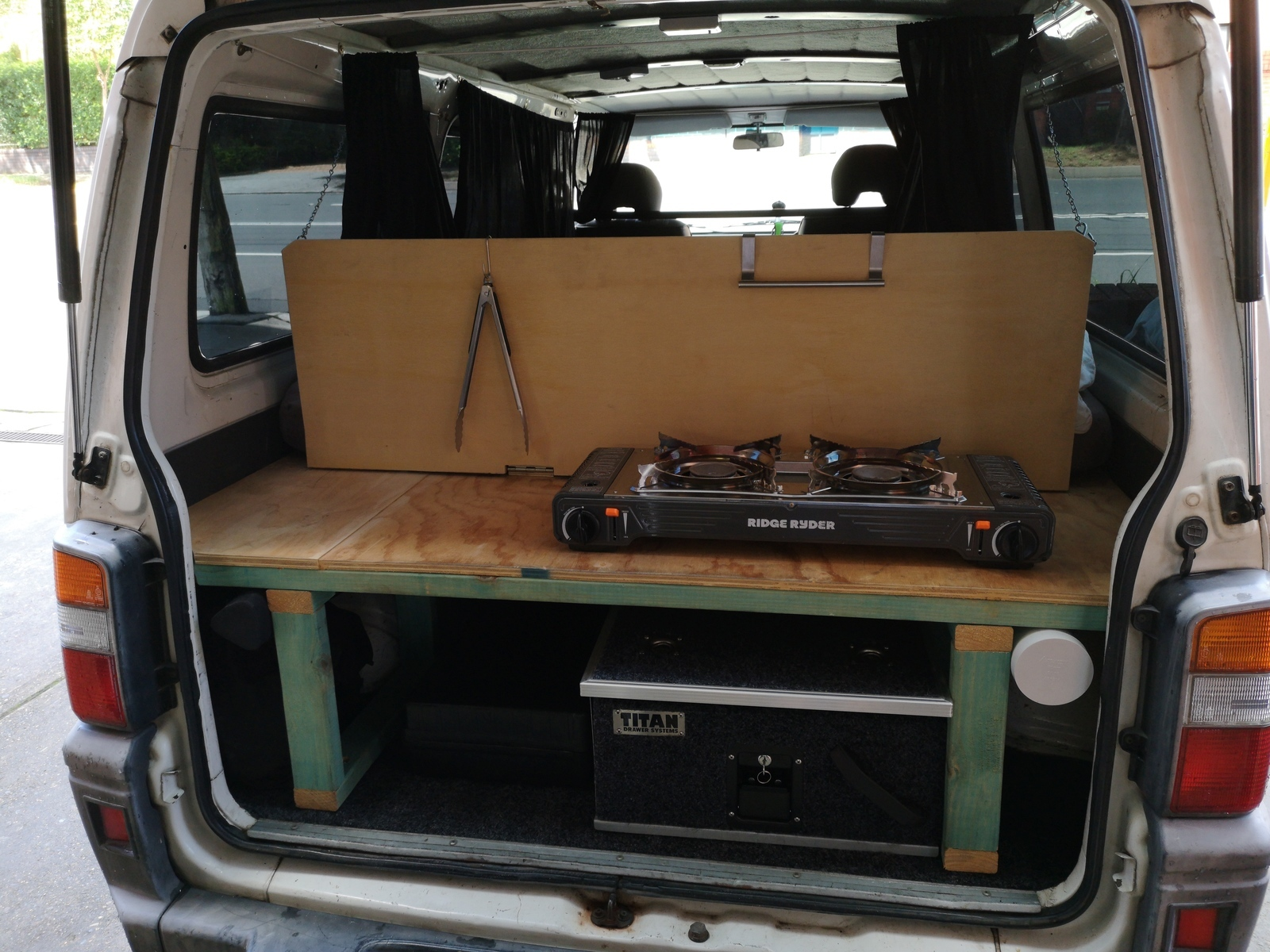"Campervan for Hire in Randwick NSW from $85 0 ""Skippy"" :: Camplify"